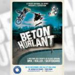 2011 Expo Béton Hurlant / Inauguration - Paris