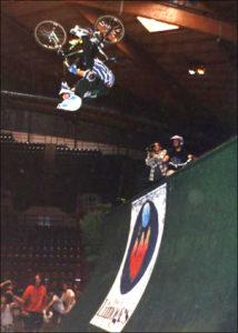 Backflip / Limoges 1993