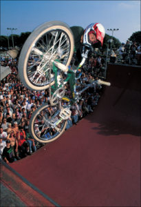 Barspin tailwhip / King Of Concrete 1993 / by Armen Djerrahian