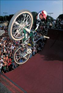 Barspin tailwhip / King Of Concrete 1993 / by Armen Djerrahian