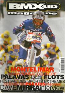 BMX Up #12 / ITV Dave Mirra / Juin 1998