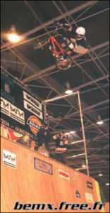 Big Air / Glissexpo 1998 / by Stéphane Boussac
