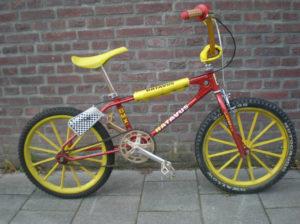 1980 - Batavus De Luxe - Photo wejowe (BMXMuseum)