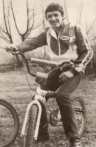 1982 - Rene Nicolas sur un MX15