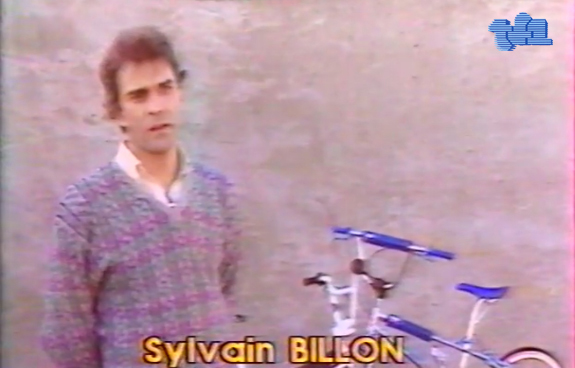 1984 - Sylvain Billon - TF1 - JT Yves Mourousi