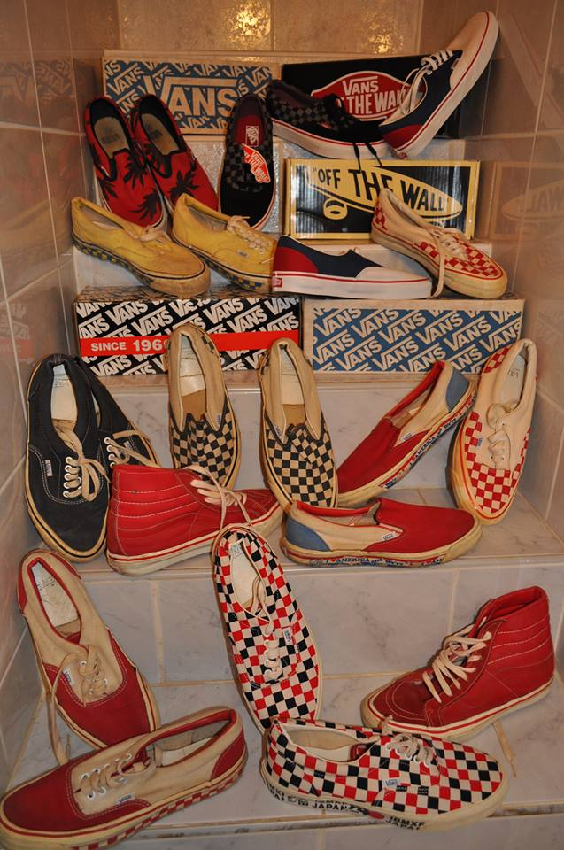 Collection Vans Sylvain