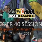 2018-01 OVER 40+ SESSION - NANTES SKATEPARK