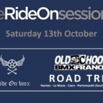 2018  - The Ride On Sessions - UK