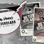 2012 Masterclass Bob Haro - Paris