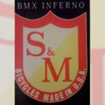 "1995 - S&M ""BMX Inferno"""