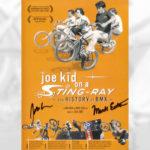 2005 - Joe Kid on a Sting-Ray