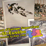 1985 - Championnat d'Europe Superclass - Mours - TF1