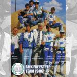 1986 - Crazy Ducks BMX Freestyle Gang