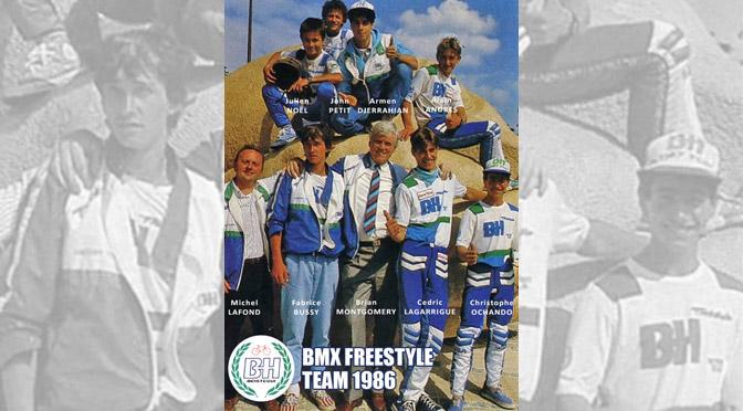 1986 – CRAZY DUCKS BMX FREESTYLE GANG