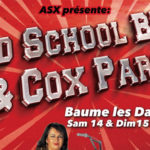 2016 - Oldschool BMX & Cox Party / Baume-les-Dames
