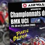 2005 - Bercy VII - Championnats du Monde UCI - France 3