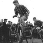 1957 - The First Bicycle Motocross Film - Amersfoort, Hollande