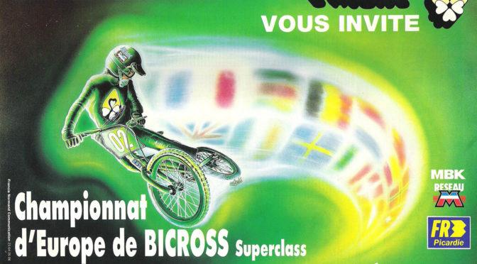 1987 Chpt d'Europe Le Nouvion – FR3 Picardie