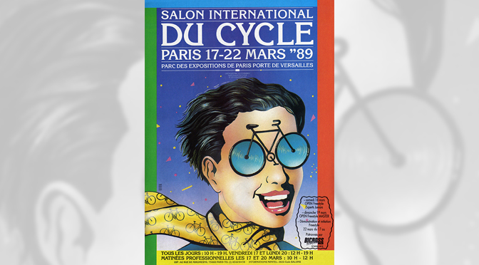1989 Salon du Cycle Paris