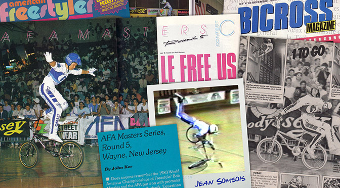 1987 – AFA Masters with Jean Somsois – Wayne, NJ (USA)