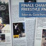 1987 - Finale FNA – Paris / Parc Floral