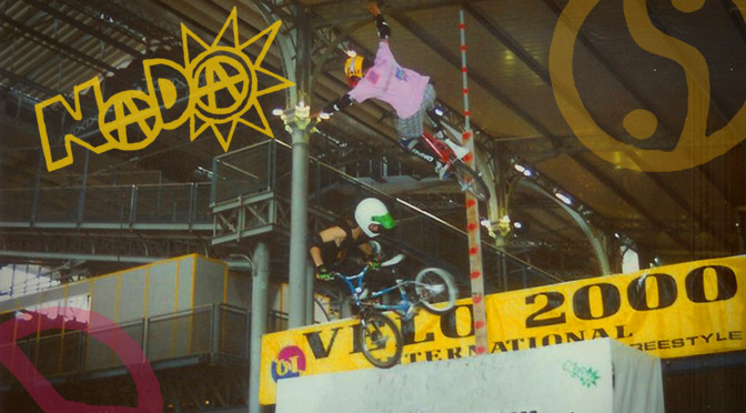 1989 Finale Open Nada – La Villette / Paris