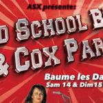 2016 - Oldschool BMX & Cox Party / Baume-les-Dames