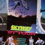1987 - Skyway Freestyle Tour - USA