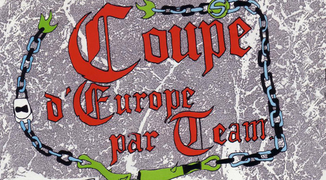 1990 – Coupe d'Europe par Team – Paris / La Villette