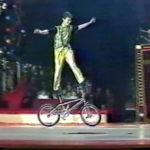 1995 - Démo Flat Rob Alton - FR3/Cirque Gruss
