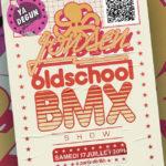 2021 - Jonsen Oldschool BMX Show - Le Castellet