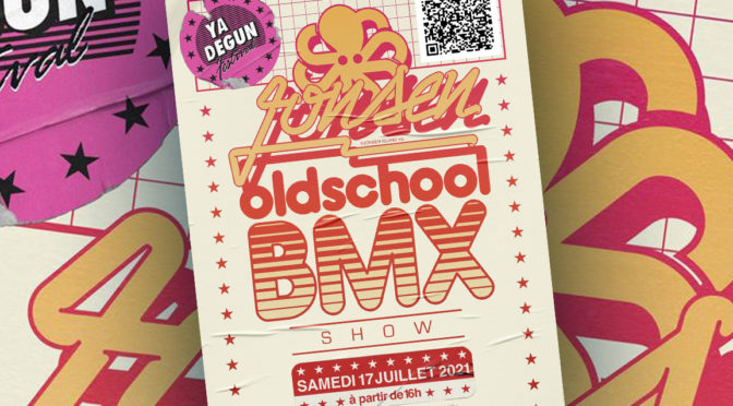 2021 – Jonsen Oldschool BMX Show – Le Castellet
